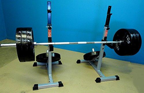 TDS Adjustable Mega solid Squat Stands/Racks