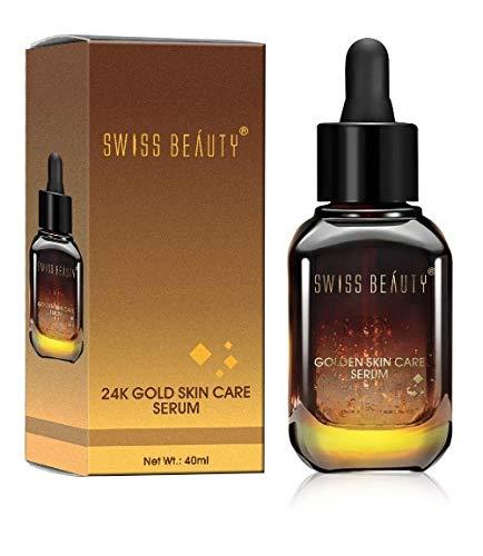 Swiss Beauty Golden Skin Care Serum SB-1309