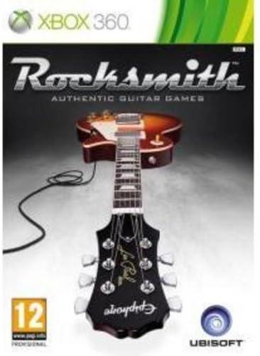Rocksmith - includes Real Tone Cable [Importación inglesa]: Amazon.es: Videojuegos