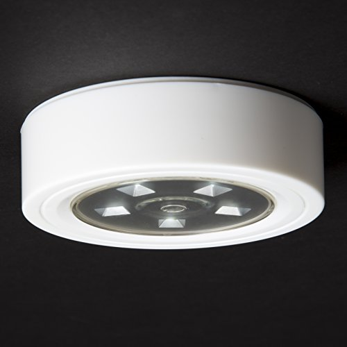 Lavish Home 82 Ys006 5 Led Portable Puck Amp Ceiling Light