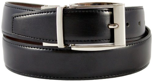 Collection Leather Belt (The Vegan Collection Julian Reversible Belt - 40