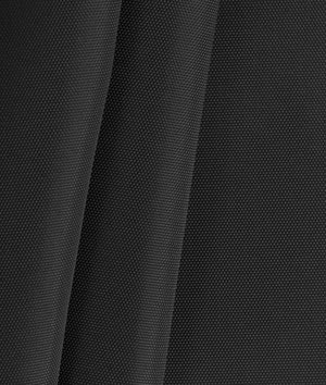 Ballistic Material (Black 420 Denier Coated Pack Cloth Fabric - by the Yard)