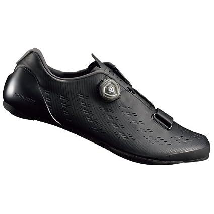SHIMANO SHRP9PC390SL00 - Zapatillas Ciclismo, 39, Negro, Hombre