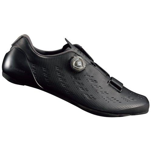 Shimano shrp9pc390sl00–Scarpe da ciclismo, 39, nero, uomo