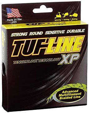 40 LB PREMIUM SUPER BRAID TUF LINE XP 300 YARDS