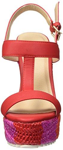 Silvian Heach Shoes Altamura, Schuhe Femme, Rouge, 41