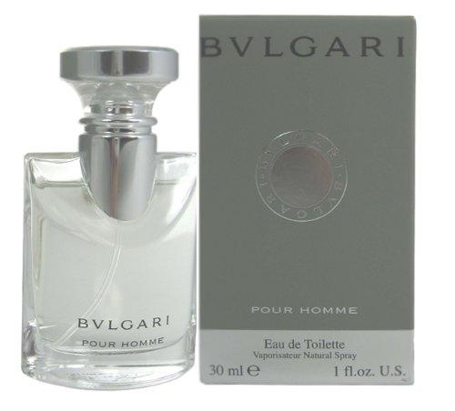 Bvlgari Pour Homme By Bvlgari For Men. Eau De Toilette Spray 1.0 Oz (Homme 1 Ounce Spray)