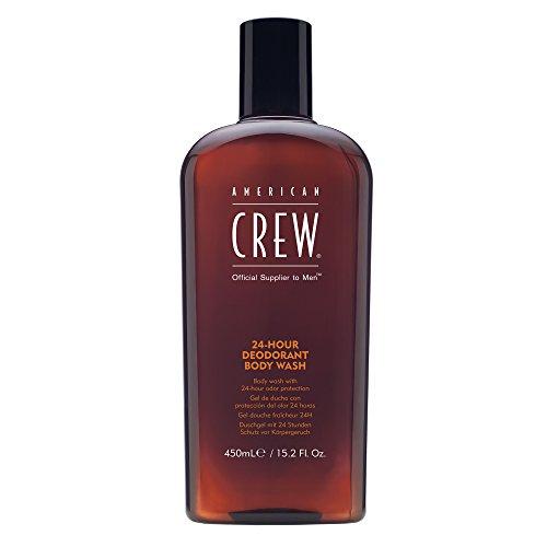 (American Crew Men's 24 Hour Deodorant Bodywash, 15.2 Ounce)