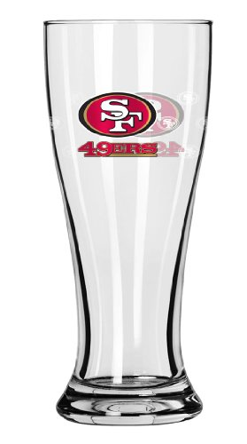 (Boelter Brands NFL San Francisco 49ers 254181 Shot Glass, Team Color, One Size)