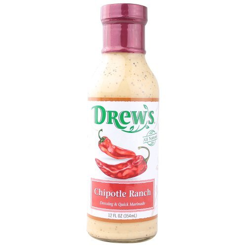 Drews All Natural Drssng Chipotle Ranch