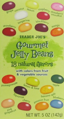 Trader Joes Gourmet Jelly Beans