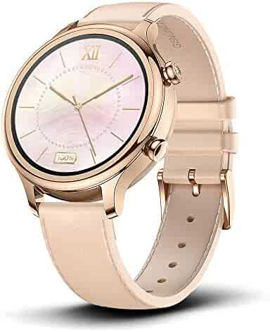 Ticwatch C2 Smart Watch for Men/Boys, Compatible with Android and iOS. (Rose Gold)