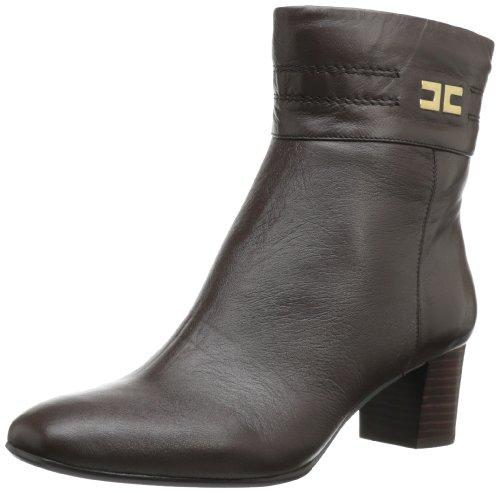Bandolino Women's Dajuda Leather Boot,Dark Brown,6.5 M ()