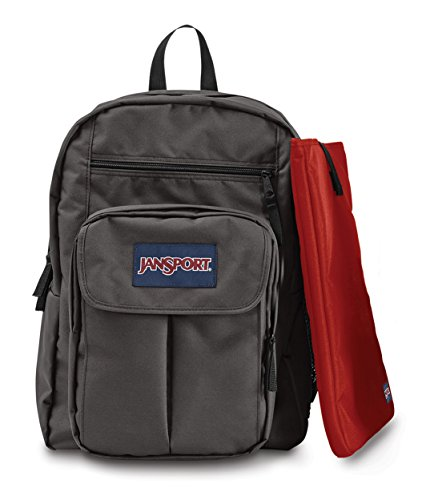 Jual JanSport Digital Student Forge Grey One Size - Casual Daypacks ... 9b34593c44