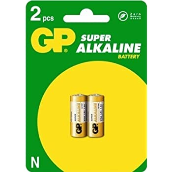Amazon Com Gp Super Alkaline Lr1 C2 Health Amp Personal Care