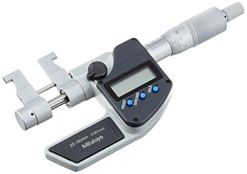 Mitutoyo 345-251-30 IMP-50MX Micrometer, Caliper, Inside, 25 mm-50 mm, 0.001 mm - Mitutoyo Wood Caliper