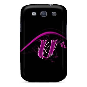 New Arrival Cover Case With Nice Design For Galaxy S3- Pink U