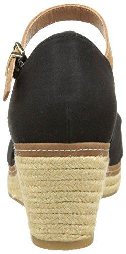Tommy Hilfiger Damen Elba 19d Espadrilles Black (990)