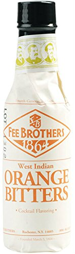 Fee Brothers West Indian Orange Bitters, 5 oz by Fee Brothers