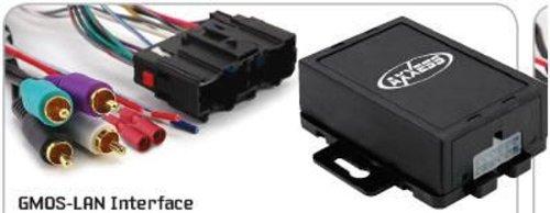 -lan-04 2006-2007 Chevrolet/pontiac/saturn Amplified System Lan Interface - Allows You to Retain Factory Lan Controls When Replacing Factory Radio (Metra Gmos Lan)
