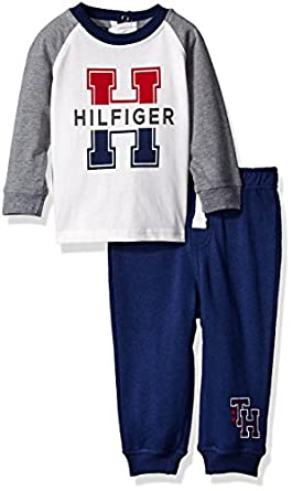 Amazon Tommy Hilfiger Baby Boys Jersey Top with