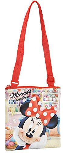 Disney Minnie Mouse–Bolsa Transversal