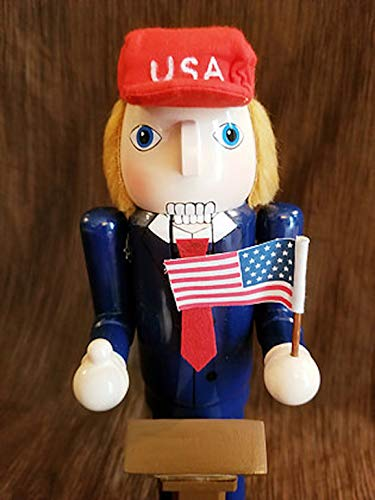 President Nutcracker Limited Edition Collectible Figure ()