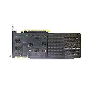 EVGA GeForce GTX 1080 Ti Gaming 11GB GDDR5X iCX Technology - 9 Thermal Sensors & RGB LED G/P/M Graphic Cards (11G-P4…