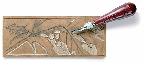 Cut linoleum set pack printmaking carving sheet block
