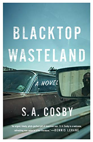 Book Cover: Blacktop Wasteland: A Novel