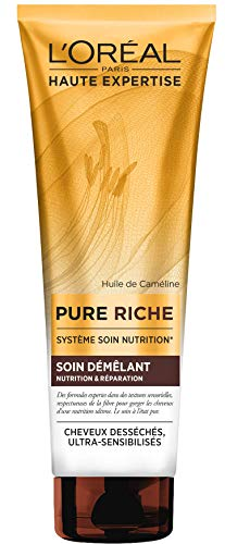 L'Oréal Paris Pure Riche Nutrition and Repair Remover for Dry Hair 250 ml