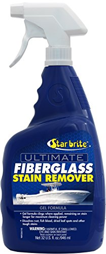 Star Brite Ultimate Fiberglass Stain Remover - New Gel Spray Formula
