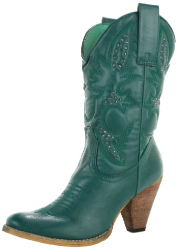 Volatile Womens Denver Cowboy Boots
