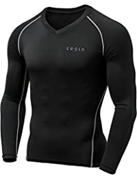 Men's Thermal Wintergear Compression Baselayer Long...