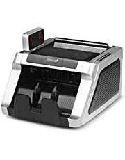 $93 » Money Counter with UV, Magnetic and Infrared Counterfeit Detection, Bill Counting Machine with Higher speeds, 1000 Bills Per Minute, Professional Cash Counting Machine and 1 Year Warranty