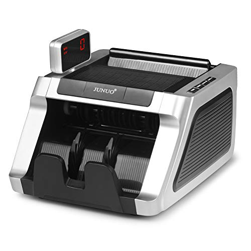 - Money Counter with UV, Magnetic and Infrared Counterfeit Detection, Bill Counting Machine with Higher speeds, 1000 Bills Per Minute, Professional Cash Counting Machine and 1 Year Warranty