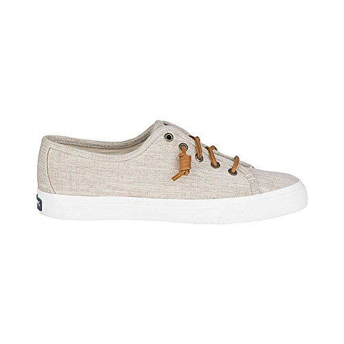 Sperry Top-sider Womens Seacoast Fashion Sneaker Natural
