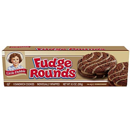 Little Debbie Fudge Rounds - 4 Pack