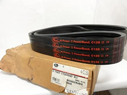 94.0 Belt Outside Circumference 1-1//2 Overall Width A Section Gates 3//A92 Hi-Power II Powerband V-Belt with V-80 Matching Program 5//16 Height