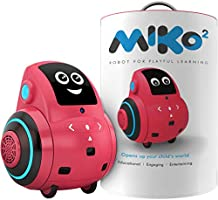 Miko 2 : The Robot for Playful Learning | Powered by Advanced AI | Content and Curriculum That Grows with Your Child |...