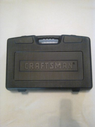 Craftsman 19.2 Volt Ni-Cad Models ONLY 1/2'' Drill and Right Angle Drill Case 19.2V (Case ONLY) by Craftsman