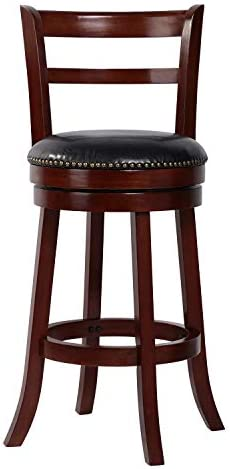 Amoyland Brief Swivel Bar Stool