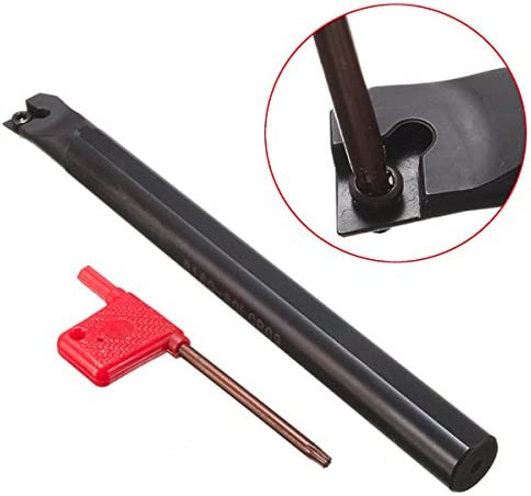 Details about  /S16Q-SCLCR09 Lathe Boring Bar Turning Tool Holder+10PC Blade Inserts+Wrench