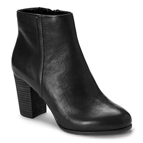 (Vionic Women's Kennedy Boot Black 9.5 C/D US)
