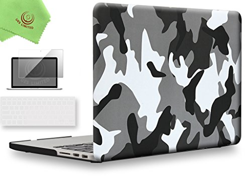 UESWILL MacBook NO Touch Keyboard Protector