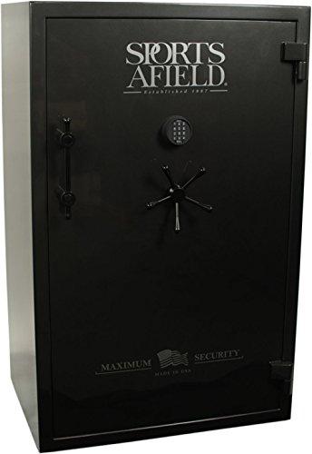 Sports Afield SA6239USA-GLOSS Maximum Security Safe (Gun Capacity: 40 + (Capacity Security Safe)