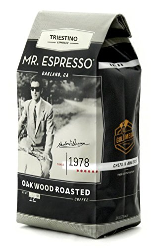 Mr. Espresso - OAK WOOD ROASTED COFFEE Triestino Espresso