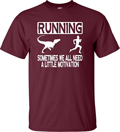 Running Sometimes All Motivation T Shirt product image