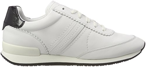 Hugo 100 para Blanco Uptown White c Adrienne Zapatillas Mujer r8wHrqPCfx