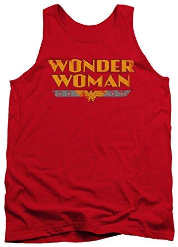 UPC 887806352133, Tank Top: Wonder Woman - Wonder Woman Logo Size S